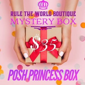 POSH PRINCESS MYSTERY BOX